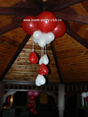 Decor baloane Valentines Day