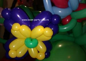 Cadou Valentines Day din baloane